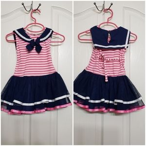 Youngland sailor dress